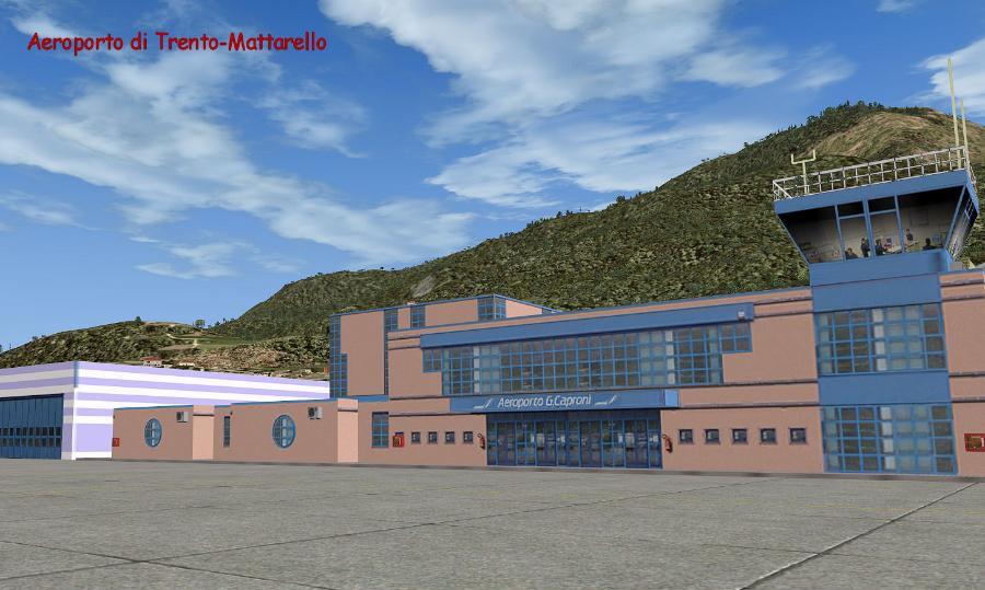 Aeroporto Trento : Lidt trient mattarelloaeroporto di trento mattarello fsx